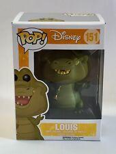 Princess And The Frog Louis Funko Pop Vinyl Disney Tiana Vaulted