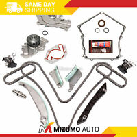Timing Chain Kit Cover Gasket Water Pump Oil Pump Fit 2008 Dodge Chrysler2.7