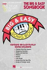 Big and Easy Songbook: Easy Electronic Keyboard Music Vol. 44 Big & Easy Songbo