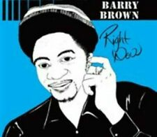 Right Now 0601811209226 by Barry Brown CD