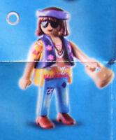 PLAYMOBIL 70025 Figures Boys Serie 15, Hippi Globetrotter # 2 NEU