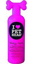 Pet Head Dirty Talk Deodorising Shampoo 475 ml