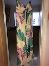 coast maxi dress size 10