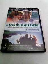 """DVD """"EL JARDIN DE LA ALEGRIA"""" COMO NUEVO NIGEL COLE BRENDAN BLETHYN CRAIG FERGUS"""