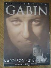 NAPOLEON 2E EPOQUE * SACHA GUITRY GELIN MORGAN COLLECTION 35 DVD JEAN GABIN