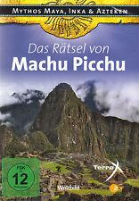 DVD NEU/OVP - Das Rätsel von Machu Picchu - Mythos Maya, Inka & Azteken