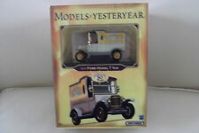 MATCHBOX Models of Yesteryear 1912 Ford Model T Van Vehicle