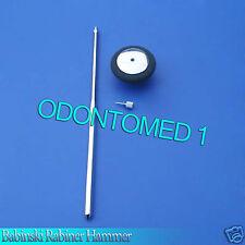 12 Babinski Rabiner Hammer Diagnostic Surgical Instruments
