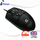 New Genuine Logitech G100s OPTICAL GAMING Wired Mouse 2500dpi Black (NOT IN BOX)