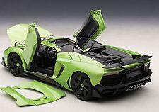 Autoart LAMBORGHINI AVENTADOR J GREEN in 1/18 Scale. New Release! In Stock!