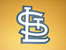 "Awesome St. Louis Cardinals MLB Iron on Patch 4"" X 3"" Jersey Patch"