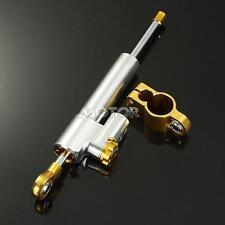 "10"" Steering Damper Stabilizer For Buell Blast Firebolt XB12R 9R Ducati 1098R"