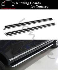 Fits for VW Volkswagen Touareg 2011-2019 Side Step Running Board Nerf Bar