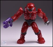 HALO MEGA BLOKS CRIMSON COVENANT ELITE PILOT W/ PLASMA PISTOL MINI FIGURE