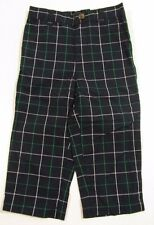 Tommy Hilfiger Little Boys Plaid/Check Pants