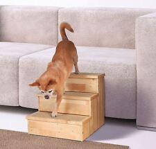 Trixie Pet Scala Scale per cani e gatti betulla 40x38 45cm - passi (w7q)