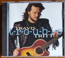 Travis Tritt - T-r-o-u-b-l-e - CD - Buy 1 Item, Get 1 to 4 at 50% Off