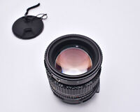 Pentax SMC Pentax 67 LS f/4 165mm Lens Caps 6x7 Medium Format  READ (#5905)