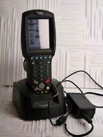 PSC Datalogic Falcon 4420  Color Scanner Terminal + docking station