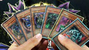 YuGiOh 100 Card Lot guaranteed Foil Cards!!! 10 HOLOS per pack