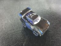 DISNEY PIXAR CARS MINI RACERS GLOW IN THE DARK JACKSON STORM #44 2018 FREE SHIP