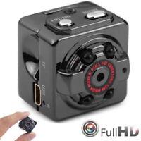 1X SQ8 Full HD 1080P Mini Car DV DVR Camera Hidden Camcorder IR Night Vision New