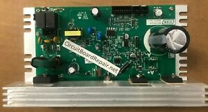 MC1705DLS - Icon / Proform / Nordic Track circuit board - $50 for core = $129