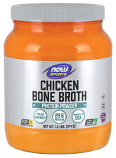 Chicken Bone Broth (544 Gram) - Now Foods