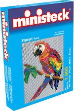 Ministeck Pixel Puzzle (31722): PERROQUET 1900 pièces