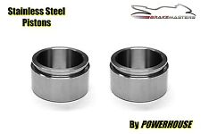 Suzuki GS 1000 E 1980 rear brake caliper piston set stainless steel 80 ET