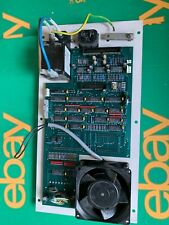 Communication board PCB with fan - Fisons GC8000