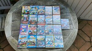 Huge Collection Thomas The Tank & Friends 21 DVDs Job lot New And Used Mixed