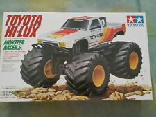 Tamiya 1/32 TOYOTA HI-LUX MONSTER 4WD Battery Model Kit 17009 NOT Remote Control