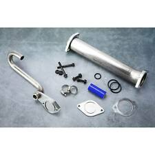 Egr Valve Pipe Kit Fit For Ford 6.0L F-250 F-350 Powerstroke Diesel 2003-2010