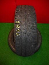 2x Pneu D'Hiver Michelin 205/65 R16C 107/105T Agilisalp Point 12 Env. 5,3 mm
