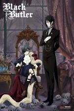 BLACK BUTLER - ANIME POSTER - 24x36 CHARACTERS 51483