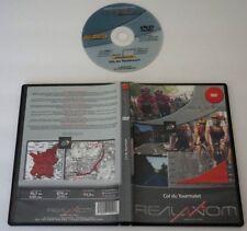 RealAxiom Col Du Tourmalet Tour De France Cycling Training DVD Windows Italy