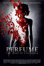 Perfume -  The Story of a Murderer (2006) original movie poster - ds - rolled