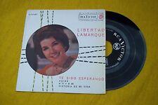 """Libertad Lamarque te sigo esperando EP spain  1962 (EX/EX)  EP 7"""" ç"""