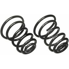 Rear Variable Rate 203 Coil Spring Set Moog For Buick Chevy Oldsmobile Pontiac