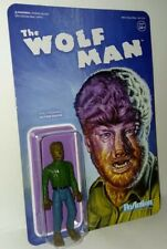 Super7 Wolfman Wolf Man Universal Studios Monsters Reaction Figure New