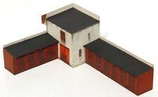 AS Projekt 41 - Eckgarage + Schuppen 1:87, Neu & Ovp. Bausatz