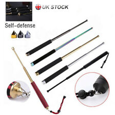 UK Self-Defense Stick Protector Men/Women Retractable Telescopic Out Door Tool