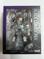 Sentinel Transformers Black Convoy Pen Nemesis Prime Optimus Prime Free Shipping