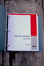 Case Ih 7120 Combine Original Parts Catalog 84176454