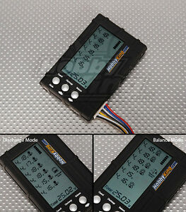 Battery Medic Balancer Cell Monitor Up To 6s Lipo
