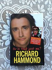 Or is That Just Me? by Richard Hammond (Hardback, 2009) - Top Gear - Book