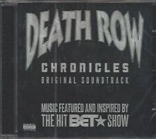 Death Row Chronicles-Original Bande Sonore * NEW CD 2018 * NOUVEAU *