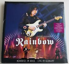 Rainbow - Rising -  Memories in Rock - Triple Black vinyl LP Set Sealed