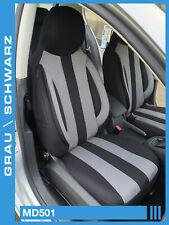 Maß Sitzbezüge Renault ZOE Fahrer & Beifahrer ab 2012 FB:MD501